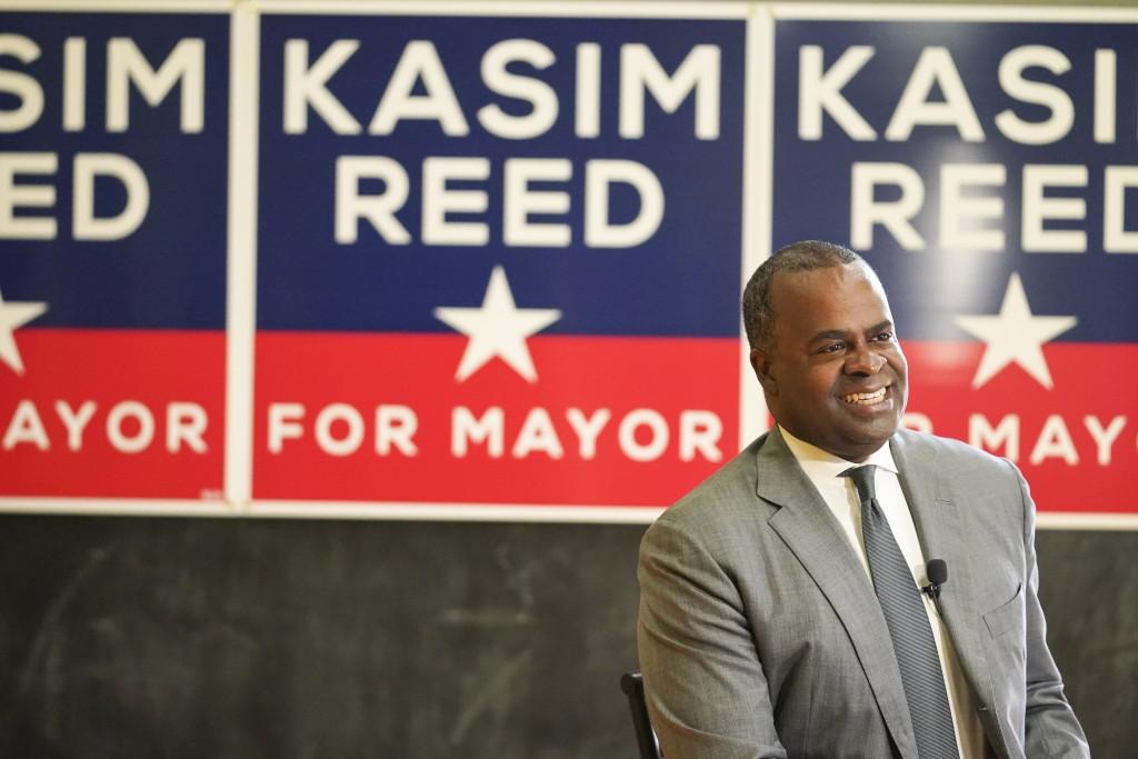 Kasim Reed Atlanta