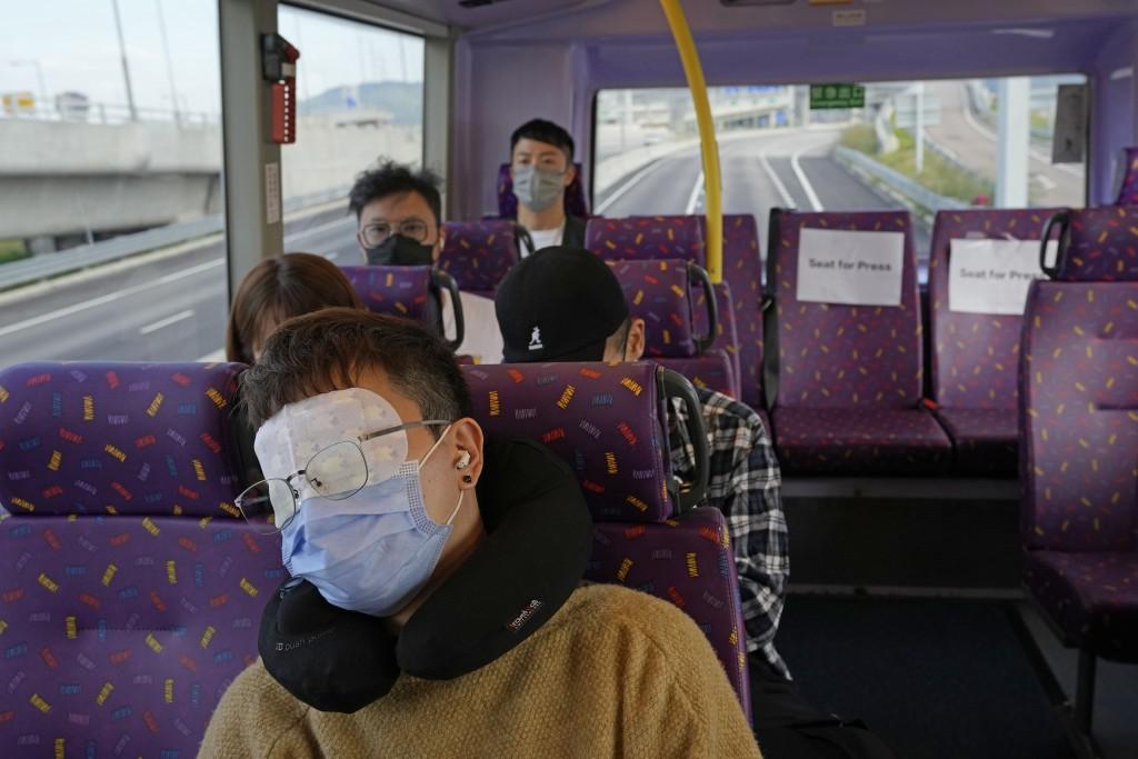Hong Kong Snooze Bus