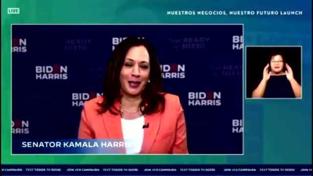 Kamala Harris Dice Que Se Preocupa Por Puerto Rico