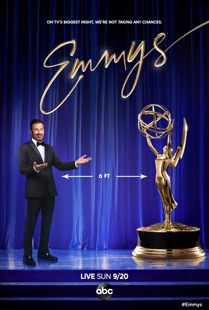 The 72nd Emmy(r) Awards