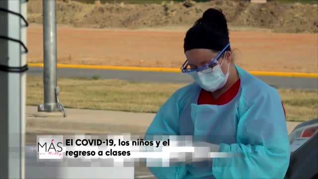 Regreso A Clases En Tiempo De Pandemia.