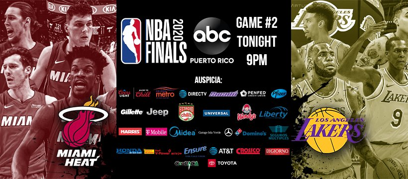 Cover Photo Nba Finals Game #2