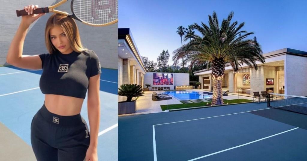 Kylie Jenner Y Su Mega Mansion