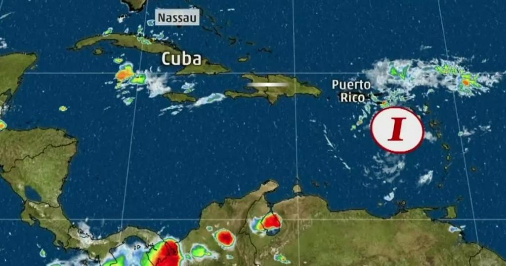 Los Efectos De La Onda Tropical Se Sentiran En Puerto Rico Esta Noche