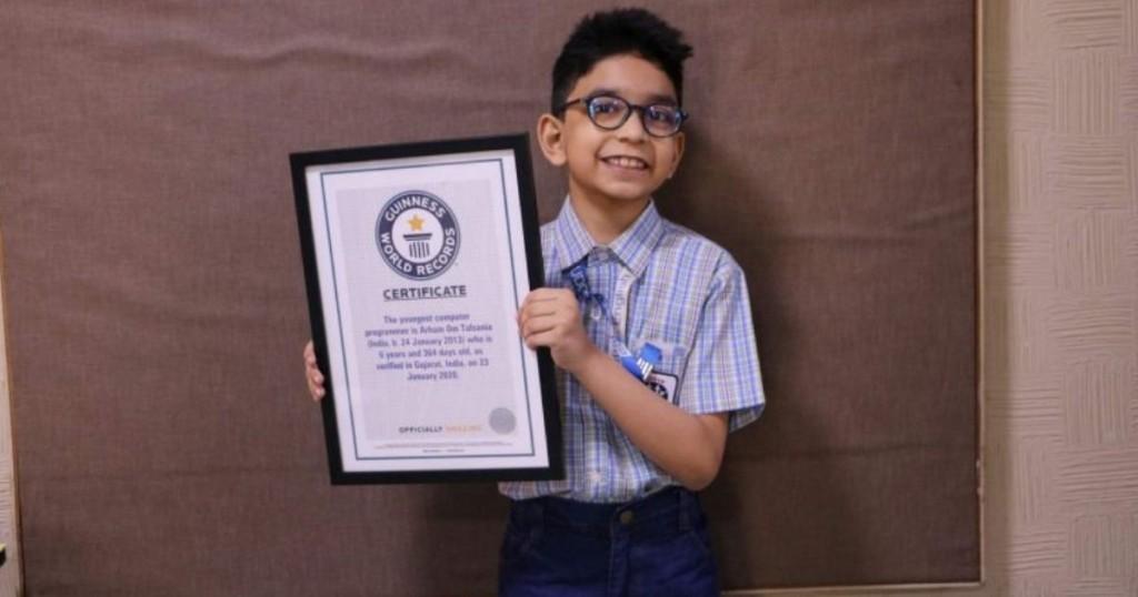 Conoce A Arham, Quien Con 6 Años Se Convirtió En El Programador Más Joven Del Mundo