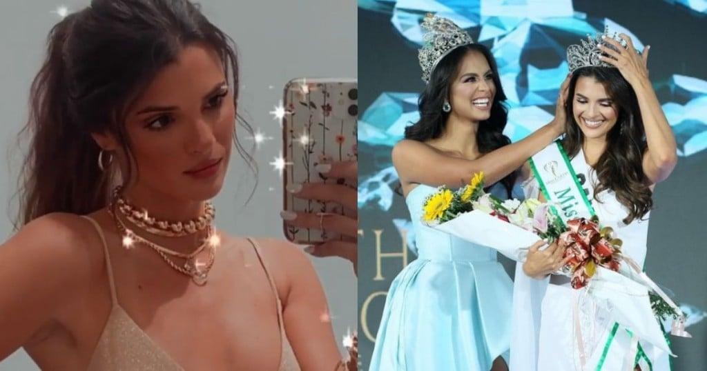 Conoce A Valerie Vigoreaux, La Nueva Miss Earth Puerto Rico 2021