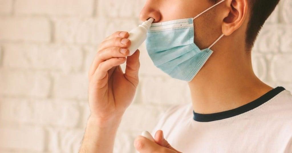 Conoce El Spray Que Científicos Crearon Para Prevenir El Contagio De Covid 19