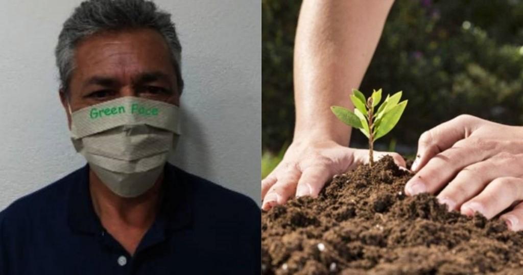 Greenface Los Tapabocas Que Se Siembran Y Reducen El Impacto De Los Desechos En El Ambiente