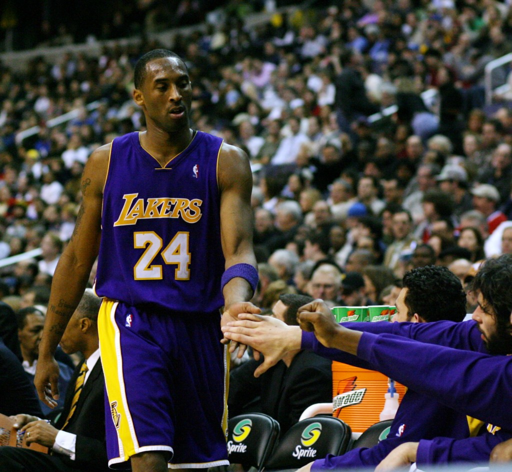 Kobe Bryant Washington Full