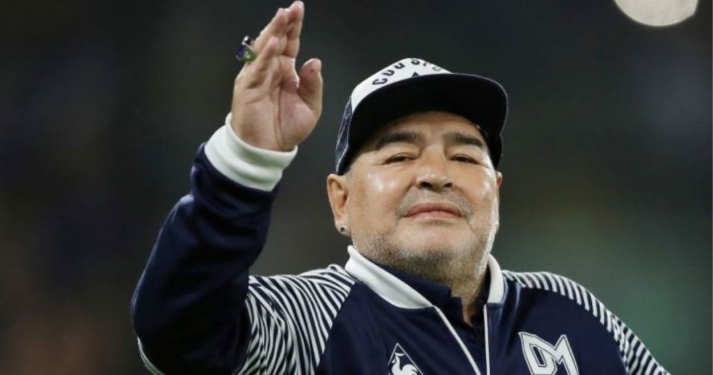 Tras Muerte De Maradona, La Serie De Su Vida Se Hizo Viral Y Argentina Declaró 3 Días De Duelo Nacional