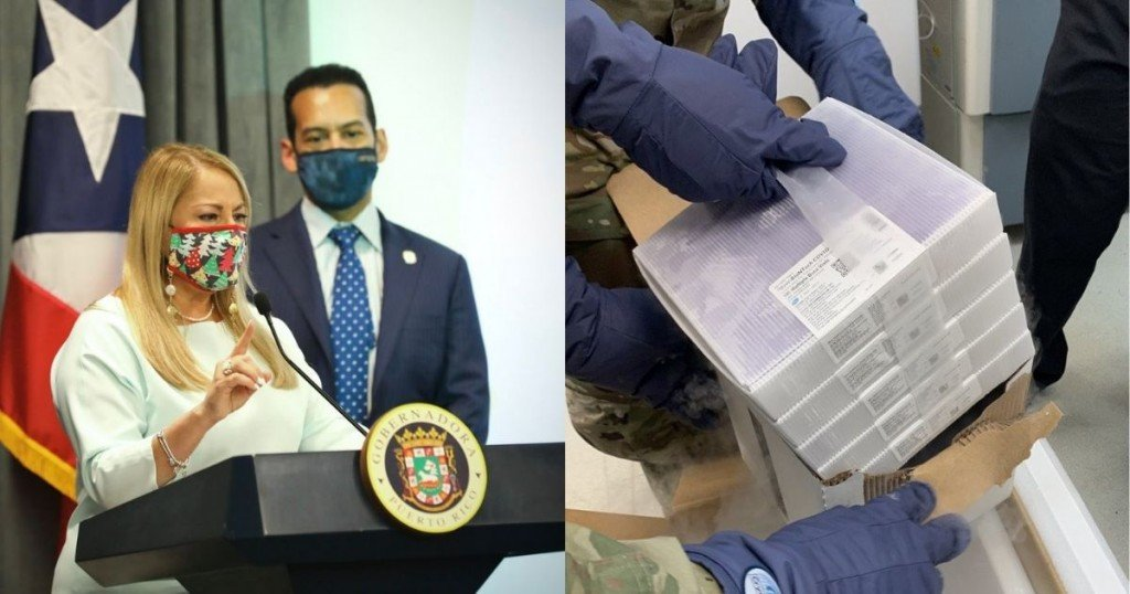 Conoce Cuándo Se Empezaría A Suministrar La Vacuna Con El Covid 19 En Puerto Rico