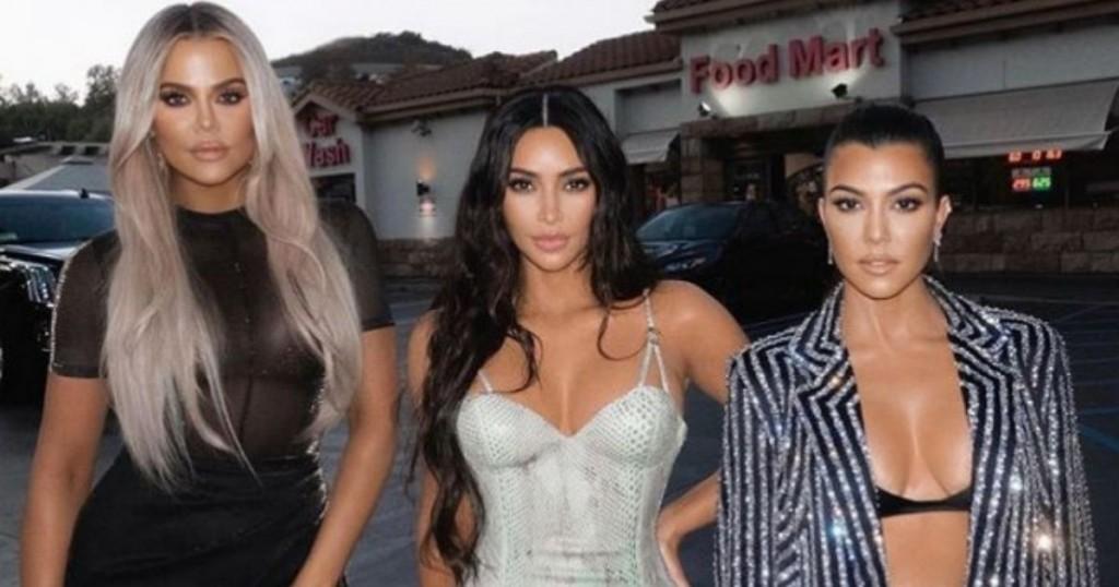 Mira El Drástico Cambio Que Han Tenido Las Hermanas Kardashian En Una Foto Que Se Hizo Viral