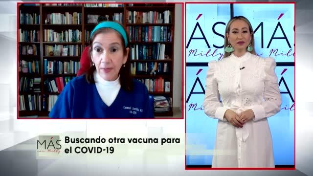 Mas Con Milly Buscando Otra Vacuna Contra El Covid 19