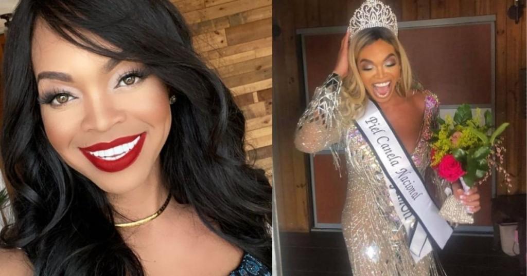 Por Primer Vez Mujer Transgénero Gana Miss Piel Canela Puerto Rico 2021