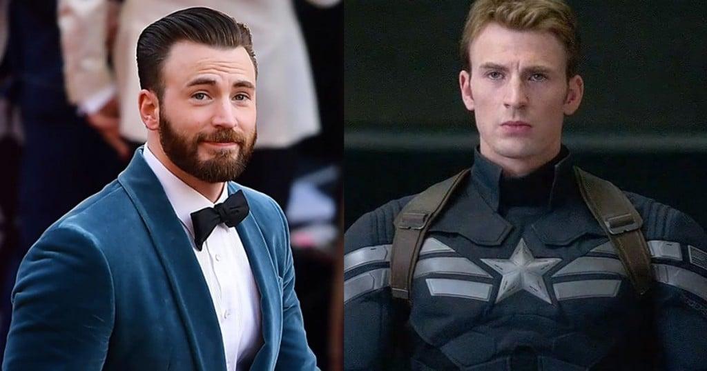 Viral Chris Evans Estaría En Negociaciones Con Marvel Para Volver A Ser Capitán América