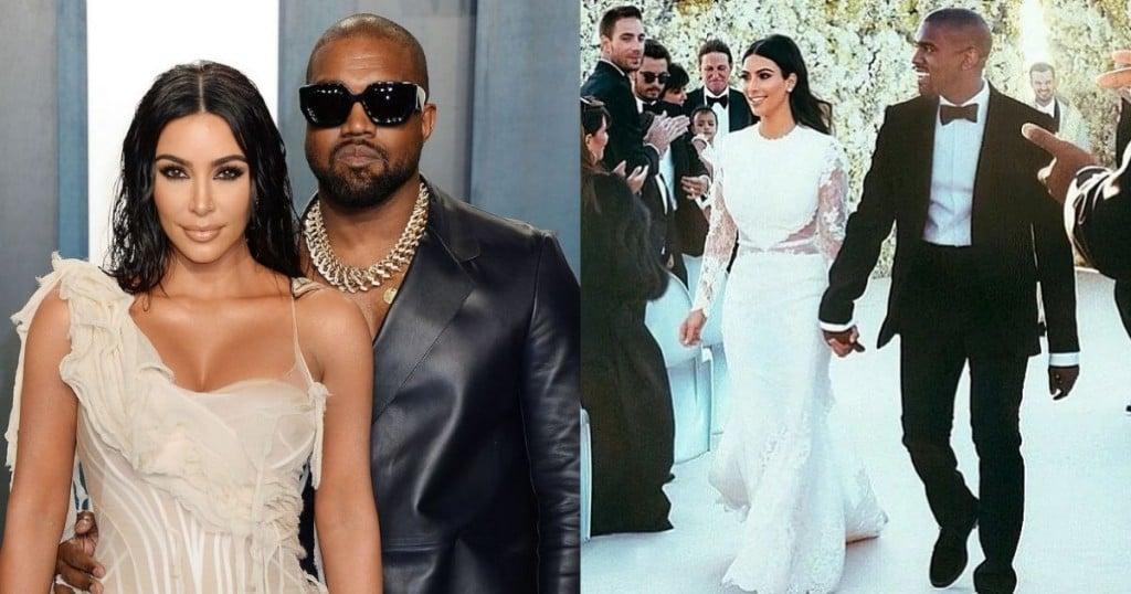 Viral Revelan El Millonario Contrato Prenupcial Entre Kim Kardashian Y Kanye West