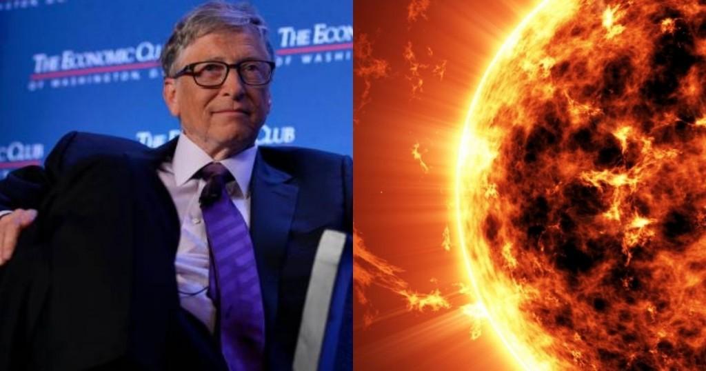 Conoce El Proyecto Para Tapar El Sol Que Esta Financiando Bill Gates