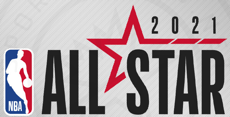 2021 Nba All Star Game Logo Sportslogosnet On Grey