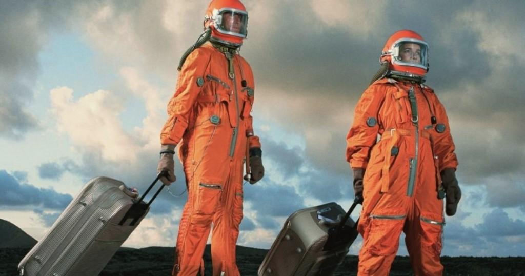 Mira Lo Que Pagaron Tres Hombres Por El Primer Viaje Turistico Al Espacio