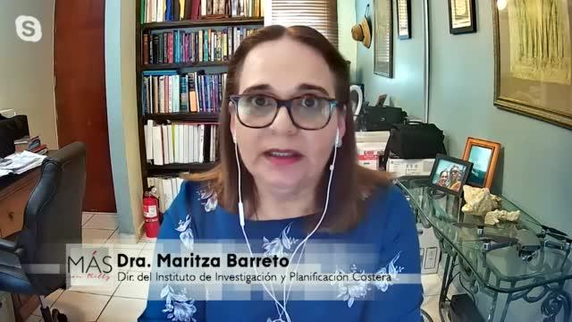 Mas Con Milly La Erosion Costera En Puerto Rico