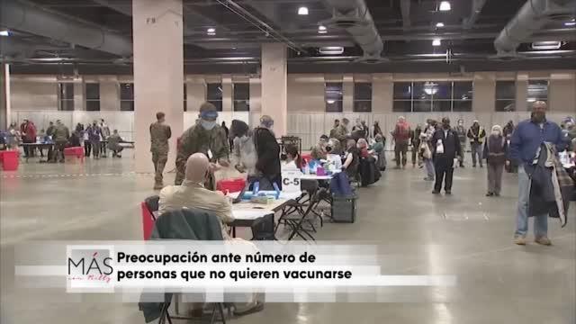 Mas Con Milly Le Piden A La Población Que Si Se Pueden Vacunar Que Se Vacunen.
