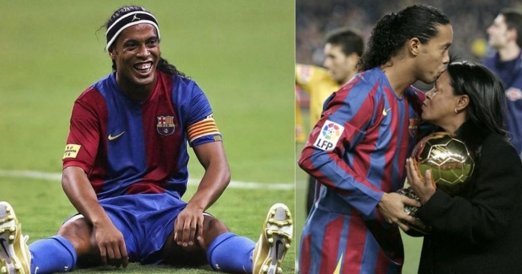 Preocupacion Por La Vida De Excesos De Ronaldinho Tras La Muerte De Su Madre