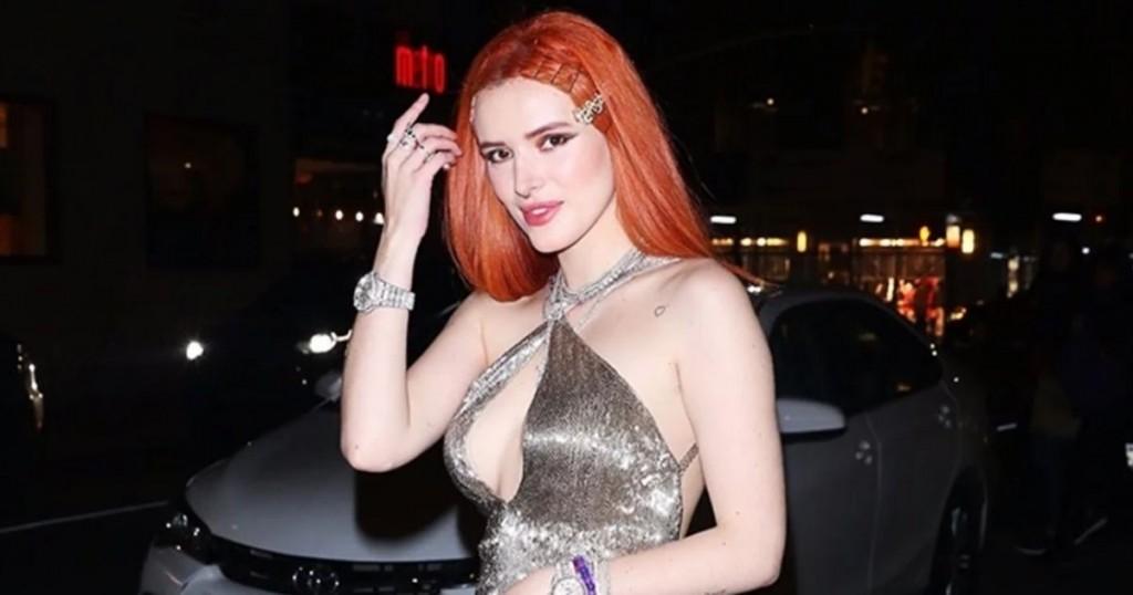Campanas De Boda Bella Thorne Se Casara Con Joven Que Conocio Por Instagram