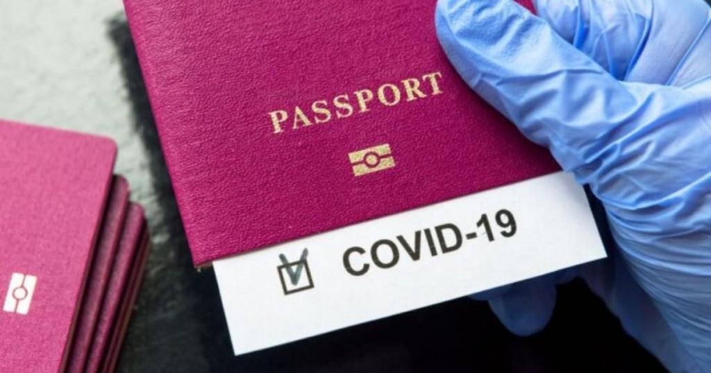 Comision Europea Propuso Pasaporte Sanitario Para Viajar Entre Fronteras