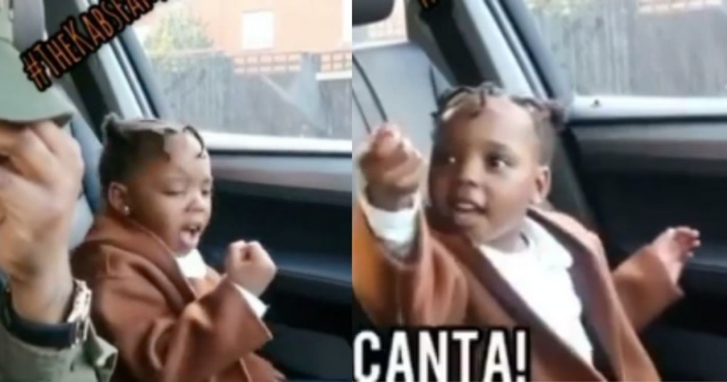 Nina Britanica Canto Con Sentimiento Canciones De Selena Quintanilla Y Se Hizo Viral