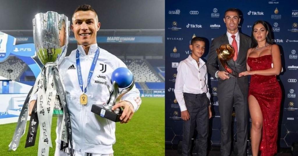 Las Prohibiciones Que Georgina Rodriguez Le Tiene A Cristiano Ronaldo En Casa