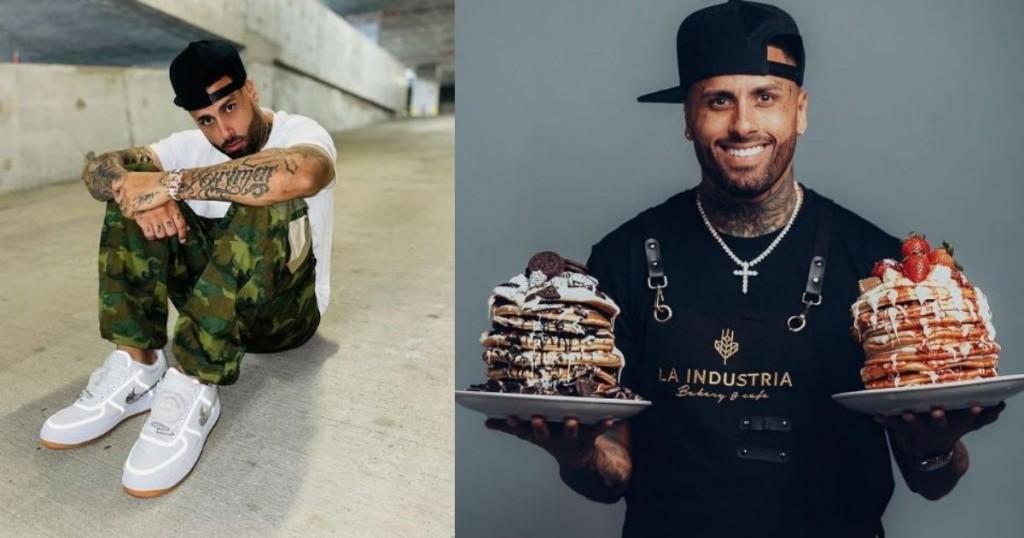 Ofreciendo Oportunidades Laborales Nicky Jam Abrira Su Propio Cafe En Miami