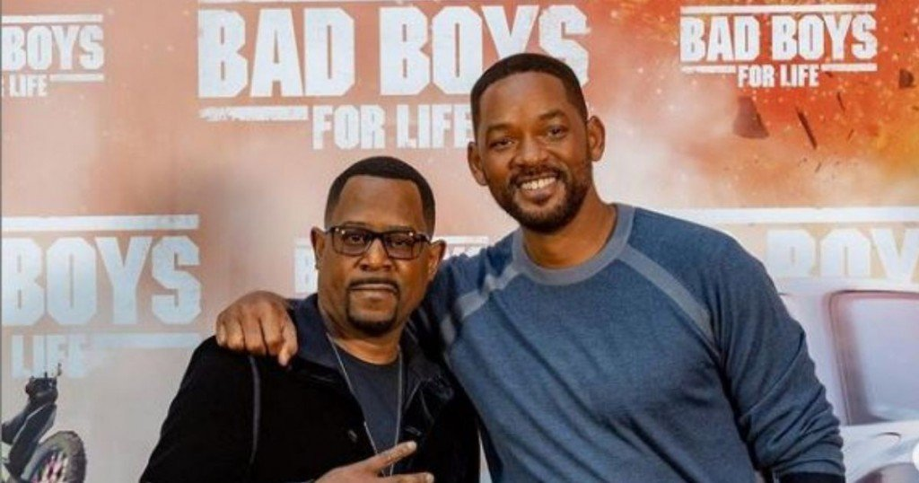 Will Smith Y Martin Lawrence Conmemoraron 26 Anos De Bad Boys