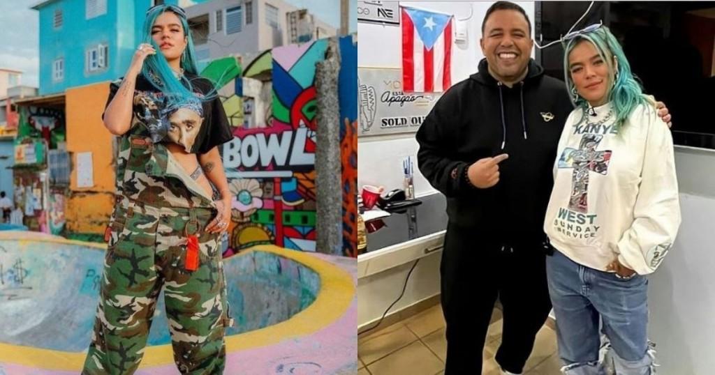 Karol G Estuvo En Puerto Rico En El Lanzamiento De Su Coleccion De Ropa