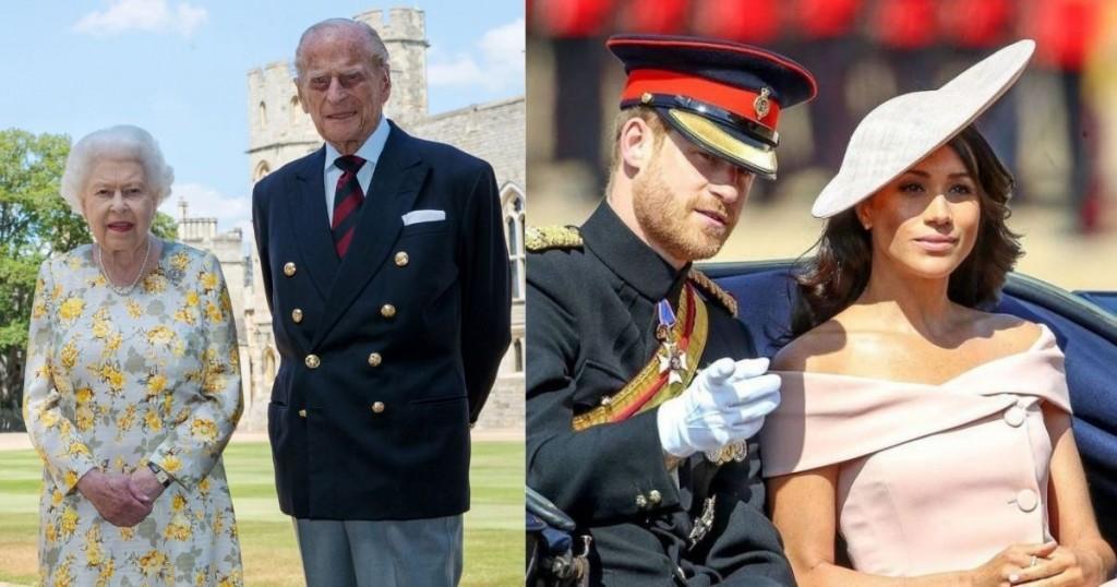 El Duque De Sussex Asistira Solo Al Funeral De Su Abuelo El Principe Phillip