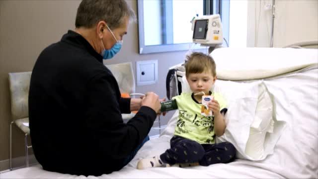 Punto Final La Realidad De Los Niños Hospitalizados Por Covid