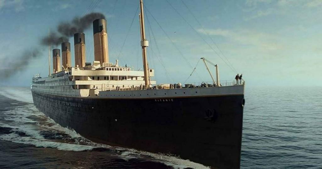 Titanic Cumplio 109 Anos De Su Naufragio