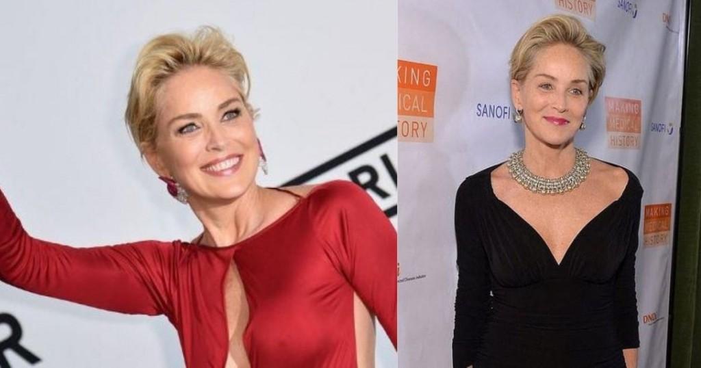 Sharon Stone Conto Que Un Cirujano Le Aumento Sus Senos Sin Su Consentimiento
