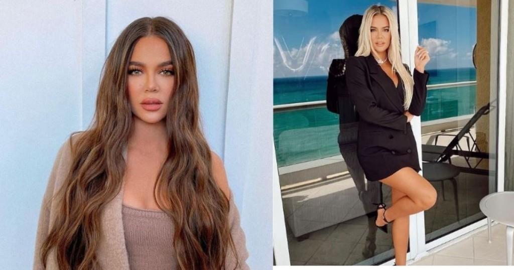 Khloe Kardashian Decidio Mostrar Su Cuerpo Completamente Al Natural