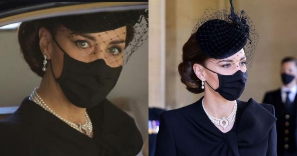 La Historia Detras Del Collar De Perlas Japonesas Que Uso Kate Middleton