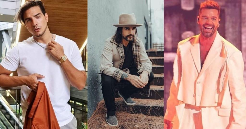 Celebridades Masculinas Que Fueron Rechazados Por Sus Atuendos En Los Latin Amas