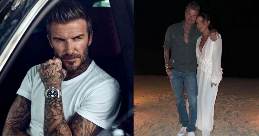 David Beckham Cumplio 46 Anos Y Asi Lo Sorprendio Su Esposa