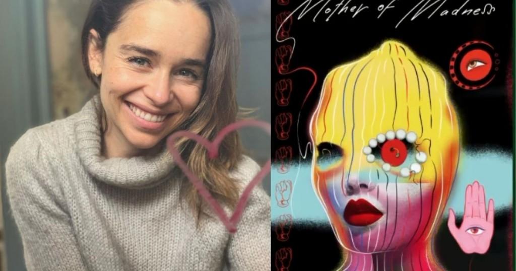 Emilia Clarke Sorprendio Con Singular Comic Que Representa A La Mujer