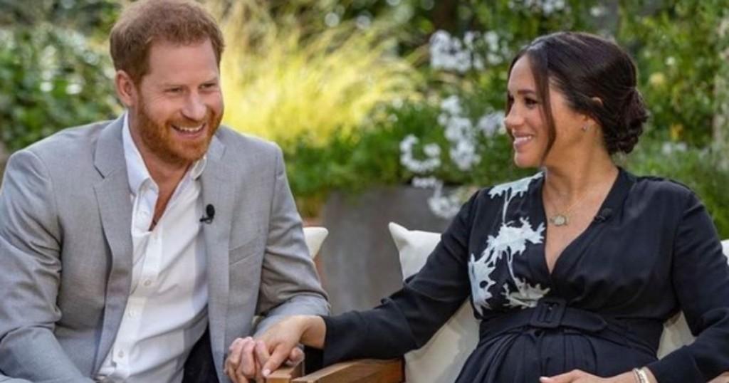 El Principe Harry Y Su Esposa Meghan Markle Le Dieron La Bienvenida A Su Hija
