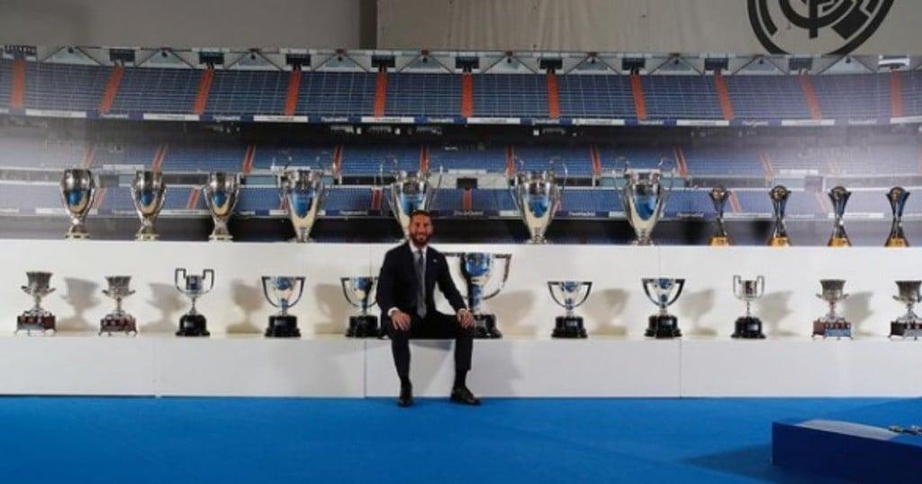 Sergio Ramos Se Despide Del Real Madrid Y Ya Tendria Nuevo Equipo