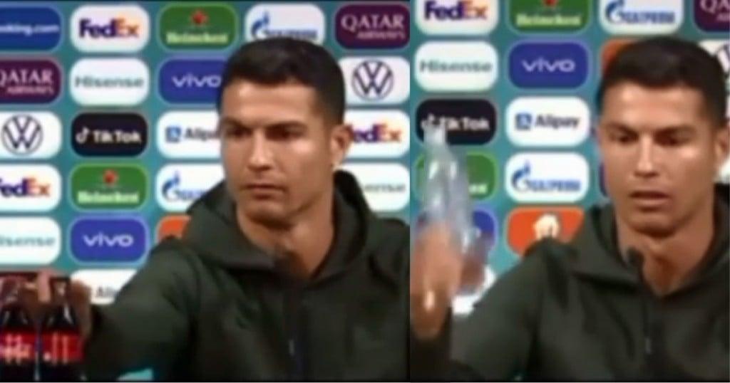 La Millonaria Perdida De Coca Cola Tras El Desprecio De Cristiano Ronaldo