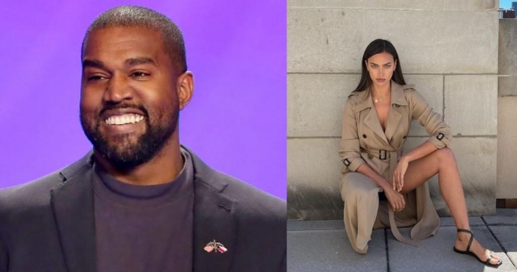 Kanye West Fue Visto Celebrando Su Cumpleanos Con Irina Shayk