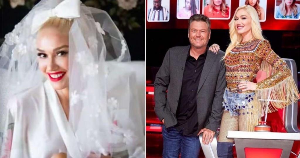 Gwen Stefani Se Caso Con Blake Shelton En Una Ceremonia Muy Intima