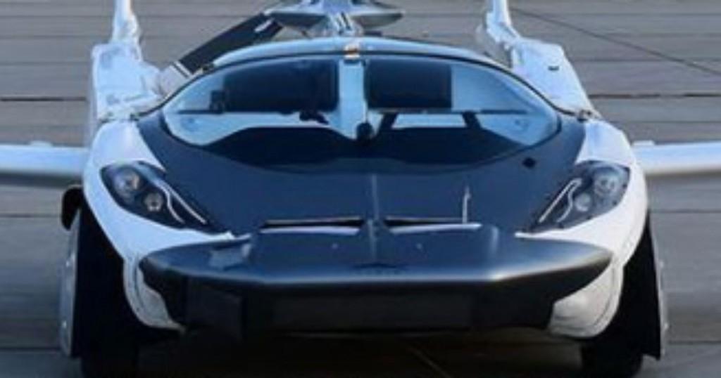 El Vehiculo Volador Es Una Realidad Y Estuvo En El Aire Por 35 Minutos En Eslovaquia