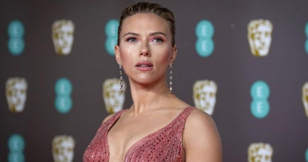 Scarlett Johansson Dio A Luz A Su Segundo Hijo Y Le Puso Un Curioso Nombre