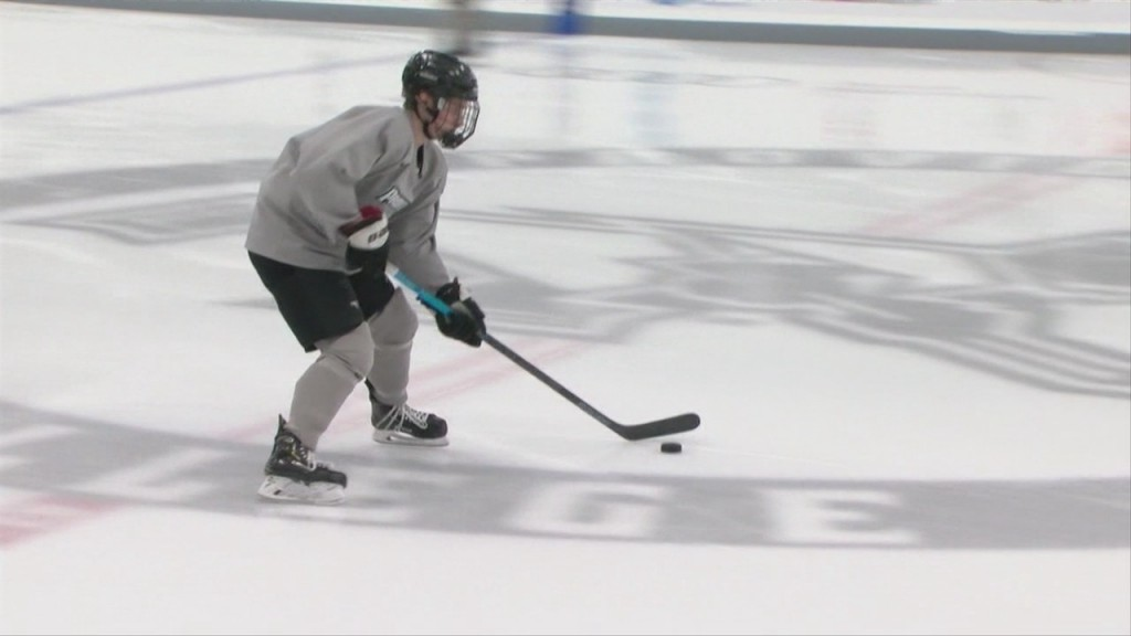 Crunch Time For Pc Hockey Team Starts With Maine Saturday